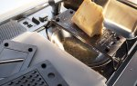 Набор терок с миской. Кухонная мойка - AKX 654