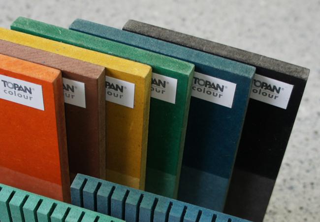 Плиты TOPAN МДФ Colour