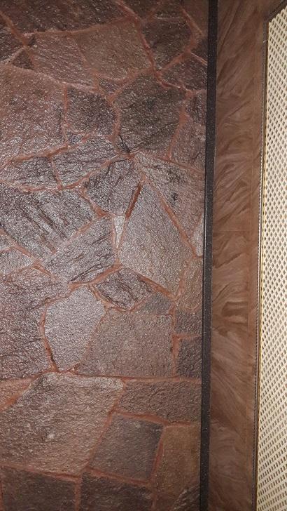 Внутренняя отделка помещений с использованием искусственного камня
